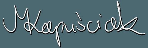 Dziewczyna w Trampkach - Małgorzata Kapuściak